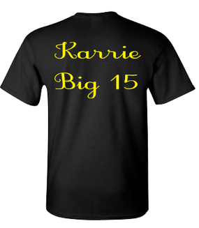 Expressions Customized Karrie Big 15 Yellow/Black