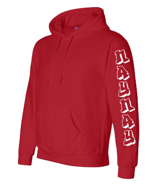 Expressions Customized NayNay Red Hoodie 1